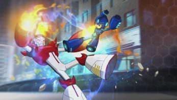 Las escenas mostradas de la serie de 'Mega Man' nunca debieron haber sido vistas por el público
