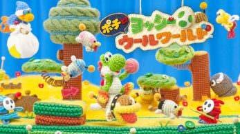 'Poochy & Yoshi's Woolly World' vendió el 80% de su envío inicial en territorio japonés