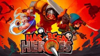 [Act.] Has-Been Heroes parece estar vendiendo mejor en Switch y comparten más detalles de Nine Parchments