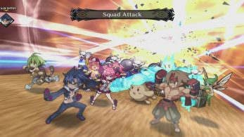 No te pierdas este nuevo gameplay off-screen de 'Disgaea 5 Complete' para Switch
