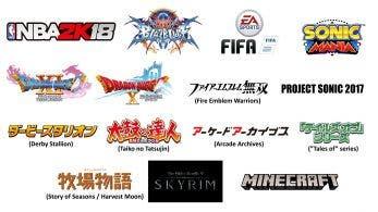 Nintendo comparte el calendario oficial de lanzamientos de Switch