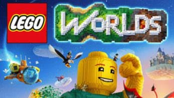 Warner Bros. confirma la llegada de 'LEGO Worlds' a Nintendo Switch