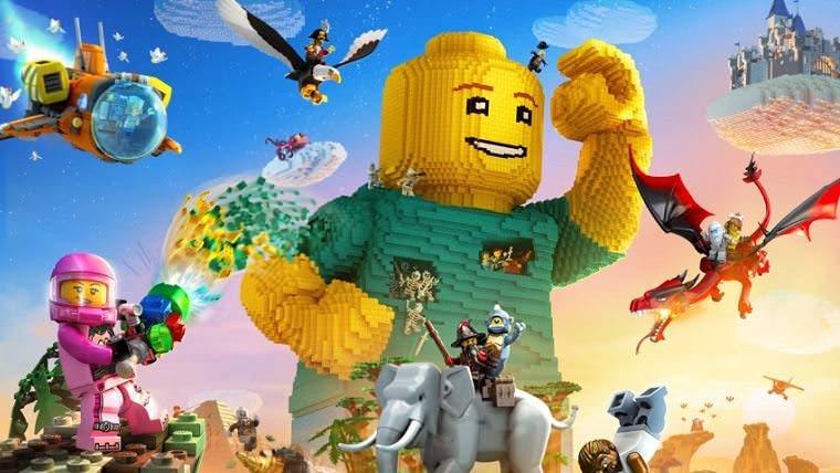 LEGO Worlds se actualiza a la versión 1.2.4
