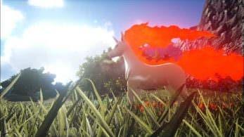 Un mod de 'Ark: Survival Evolved' permite cazar Pokémon