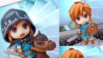 Unboxing de la figura Nendoroid de Link de Breath of The Wild en su versión DX