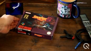 'StarFox 2' es relanzado en cartucho gracias a un modder