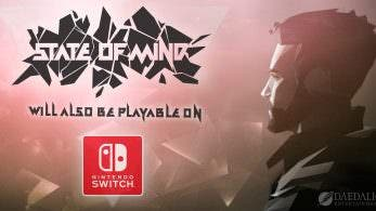 [Act.] 'State of Mind' confirma su lanzamiento en Switch