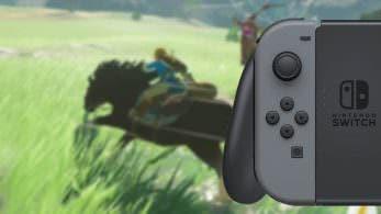 [Act.] 'Zelda: Breath of the Wild' hará uso de la vibración HD de los mandos de Switch