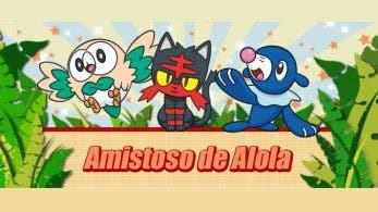Detallado el torneo online 'Amistoso de Alola' para 'Pokémon Sol y Luna'