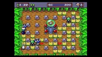 No te pierdas los tráilers de 'Gradius' y 'Bomberman ´94' para la CV de Wii U