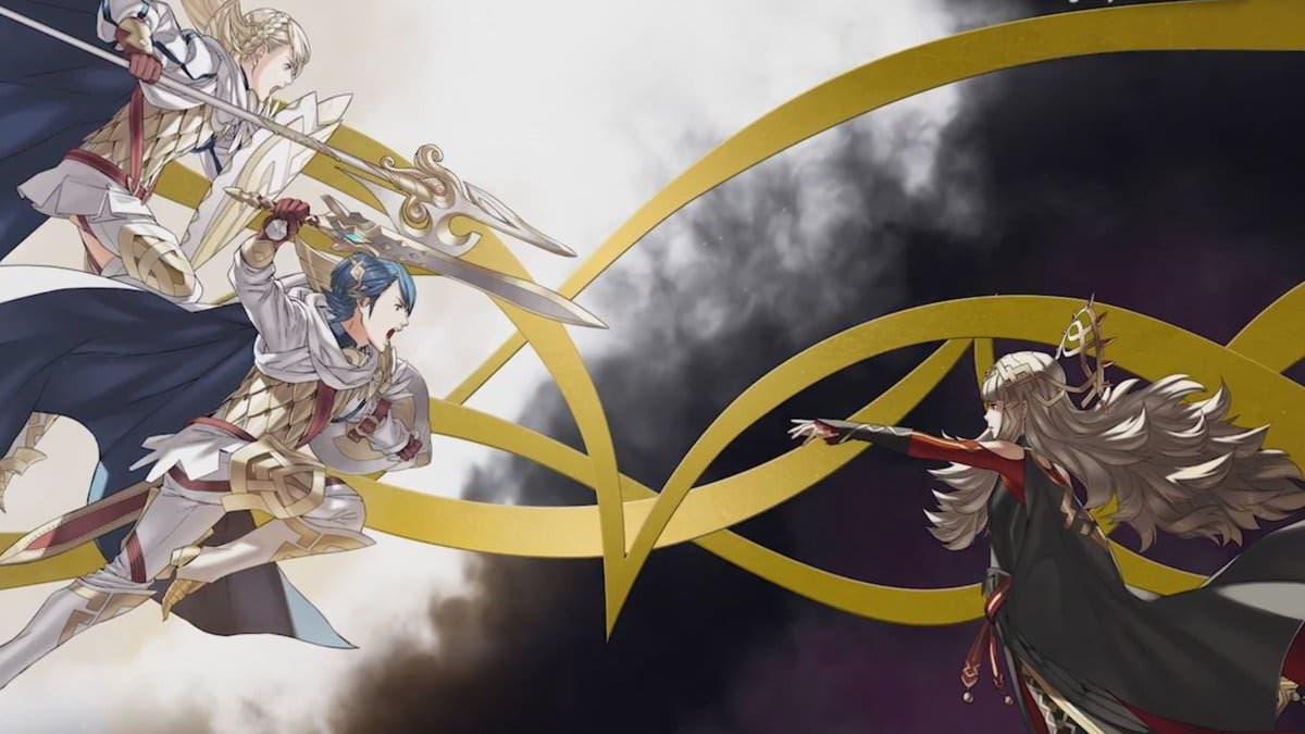 Fire Emblem Heroes recibe Retos de bendición de viento y una actualización en los Encuentros: Dominios rivales