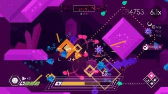 Anunciado 'Graceful Explosion Machine' para Switch