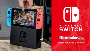 [Impresiones] Probamos Nintendo Switch y os contamos todo lo que debéis saber