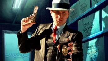 La versión digital de L.A. Noire ocupa 29 GB en Switch, la física requiere de 14 GB libres