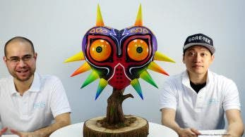 First 4 Figures presenta esta espectacular Máscara de Majora de tamaño real