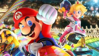 Mario Kart 8 recibe el premio al Mejor Juego en los BBC Radio 1 Teen Awards