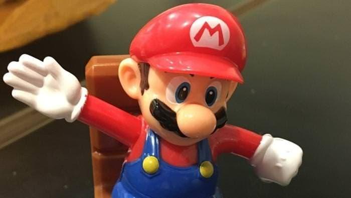 Unboxing de los nuevos juguetes de 'Super Mario' incluidos en los Happy Meals de Reino Unido