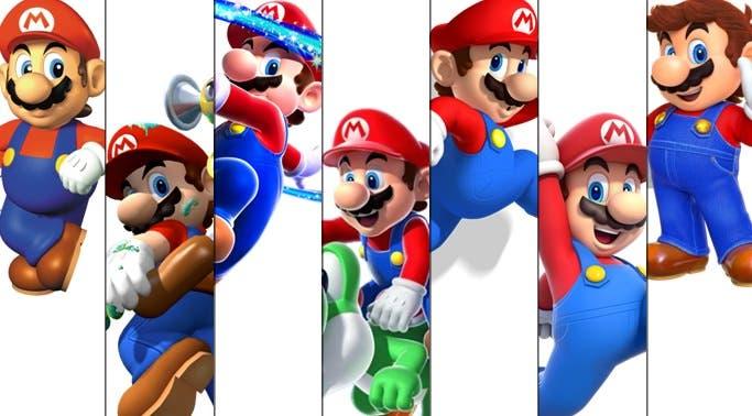 Vídeo: Un repaso a los tráilers de presentación de todos los 'Mario 3D'