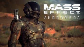 BioWare descarta oficialmente 'Mass Effect: Andromeda' para Switch, al menos inicialmente
