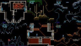 'Metroid: Rogue Dawn' es el nuevo poyecto fan-made de 'Metroid'