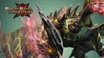 Ya disponible el DLC de enero de 'Monster Hunter Generations'