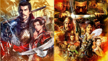 'Nobunaga's Ambition' y 'Romance of the Three Kingdoms' son anunciados para Switch en Japón