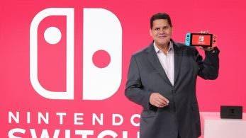 Reggie Fils-Aime: juegos mensuales, online de pago, NES mini y más