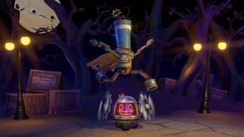 Sadbot revelado como personaje jugable en 'Runner3', posible lanzamiento en Switch