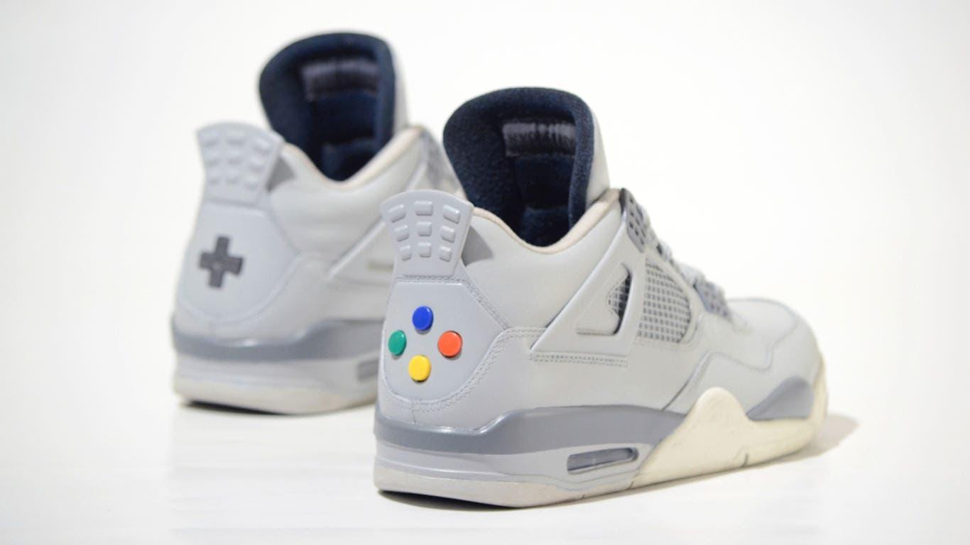 Estas zapatillas son el regalo perfecto para los fans de Super Nintendo