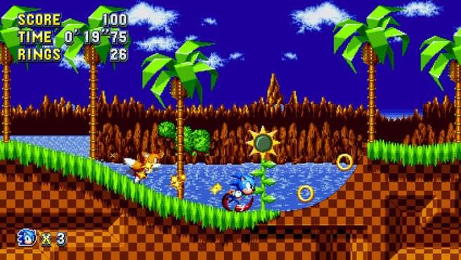 Tantalus se encarga de la versión de 'Sonic Mania' para Switch