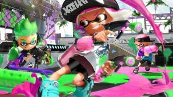 Se anuncia el Splatoon 2: Famitsu Squid Fashion Contest 2017