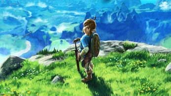Nueva y curiosa imagen de 'The Legend of Zelda: Breath of the Wild'. ¡Alerta de spoiler!