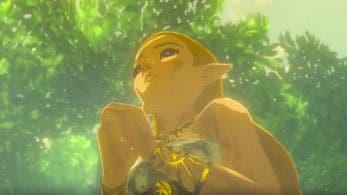 """Zelda es un personaje """"complejo y polifacético"""" en 'Breath of the Wild'"""