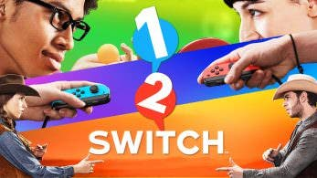 El juego de los marineros protagoniza el último vídeo oficial de '1-2-Switch'