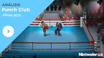 [Análisis] 'Punch Club' (eShop 3DS)