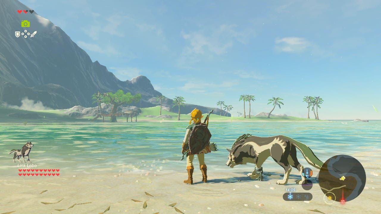 Conocemos las funciones de los amiibo en 'Zelda: Breath of the Wild'