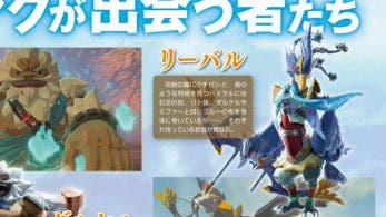 Famitsu comparte interesantes diseños de 'The Legend of Zelda: Breath of the Wild', 'Arms' y más