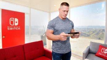 [Act.] Primeras imágenes y vídeo del evento promocional estadounidense de Nintendo Switch con John Cena
