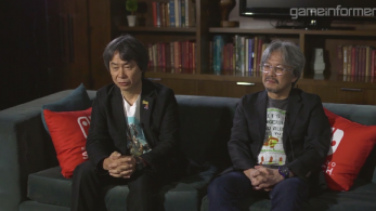 Miyamoto y Aounuma: «'The Legend of Zelda: Breath of the Wild' te permite crear tu propia historia»