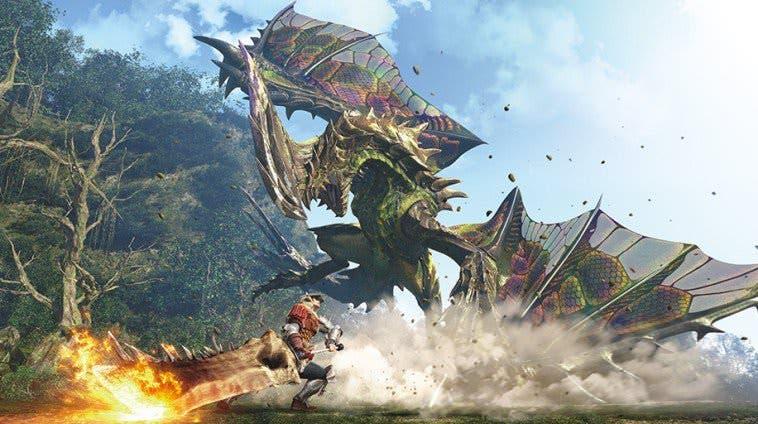 Capcom parece estar trabajando en una nueva serie animada de Monster Hunter