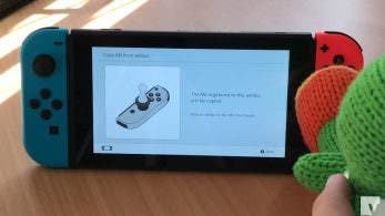 Cómo pasar un Mii de Wii U a Switch mediante un amiibo