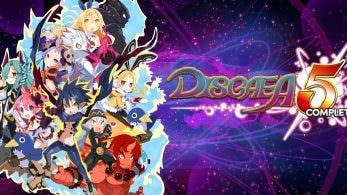 Nintendo comparte un nuevo tráiler con valoraciones de Disgaea 5 Complete