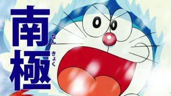 'Doraemon: Nobita no Nankyoku Kachikochi Daibouken': tráiler, comercial y más capturas