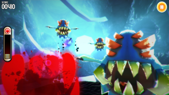 EnjoyUp Games confirma el lanzamiento de 'Mutant Alien Moles of the Dead' en Wii U