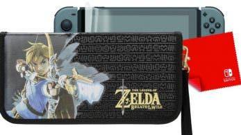 PDP anuncia nuevos accesorios licenciados por Nintendo para Switch