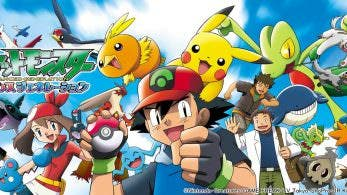 'Pokémon Advanced', la sexta temporada del anime Pokémon, llegará en DVD a Norteamérica