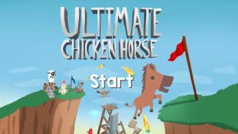 [Act.] 'Ultimate Chicken Horse' saldrá para Switch gracias a la ayuda de Nintendo, dice su CEO