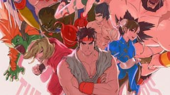 Capcom: Ultra Street Fighter II supera las 500.000 copias enviadas, Monster Hunter XX para Switch las 350.000