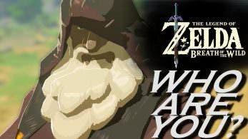 Aonuma habla sobre el anciano del comienzo de Breath of the Wild. ¡Alerta de spoiler!