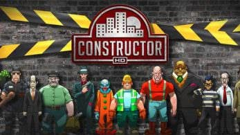 Nuevos gameplays de Constructor en Nintendo Switch